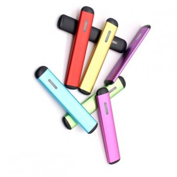 2019 New Trending Products 0.5ml Bigger Capacity Oval Shape Style Disposable Vape Pen