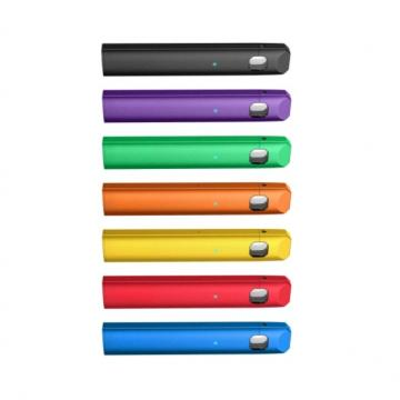 High Quality Rechargeable 0.5ml Thick Oil Disposable Vape Pens Factory Wholesale